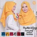 Syria Pastan 2 loop (Non Pet) 31 34 45 570 by SG Jilbab