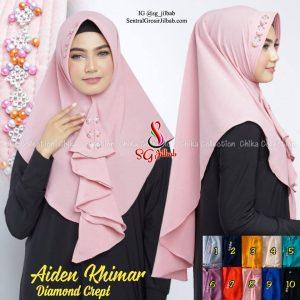 Aiden Khimar 33 36 45 570 SG Jilbab