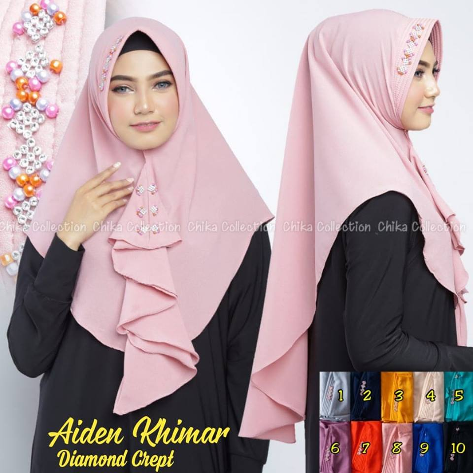 Aiden Khimar SG Jilbab