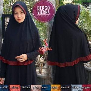 Jilbab Bergo Vierna