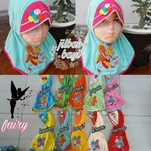 Jilbab Bayi Fairy SG Jilbab