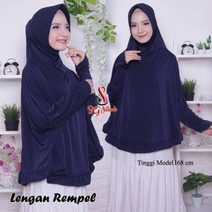 Hijab Lengan Rempel