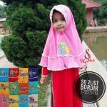 Jilbab Anak SD 2List Bordir