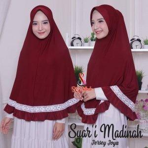 Hijab Syar'i Madinah