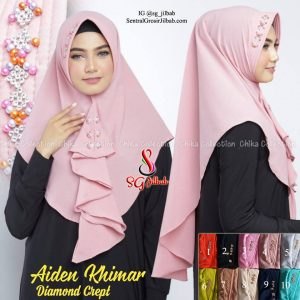 Aiden Khimar 33 36 45 570 SG Jilbab 22 Januari 2019