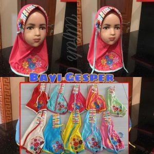 Jilbab Bayi Gesper