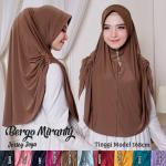 Grosir Hijab Bergo Miranty