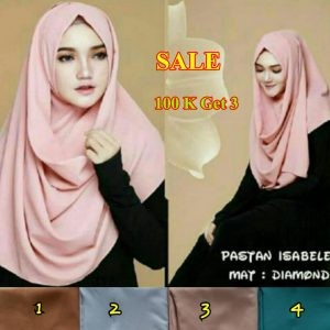 SALE STOCK Pastan Isabele