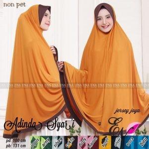 Hijab Adinda Syar'i