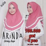 SALE STOCK Hijab Arinda