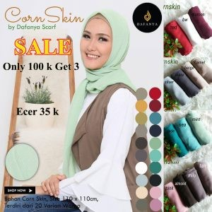 SALE STOCK CORNSKIN