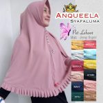 Jilbab Pet Lehoor by Anqueela