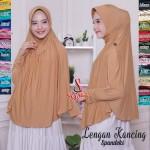 Hijab Lengan Kancing