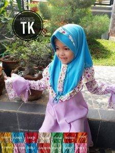 Jilbab Anak Kriwil TK