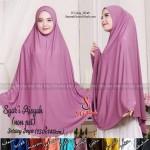 Hijab Syar'i Aisyah (Non Pet)