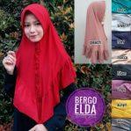 Hijab Bergo Elda