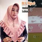 Hijab Buble Laluna Bucil