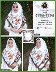 Grosir Hijab CIBU CIBU 02 b