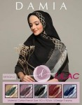 Hijab Segi Empat DAMIA LILAC 02