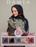 Hijab Segi Empat DAMIA LILAC 06