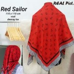 Segi Empat Denay KW Red Sailor