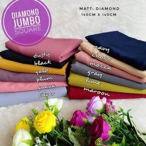 Segi Empat Diamond Jumbo