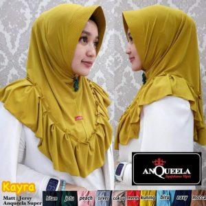 Jilbab Kayra by Anqueela