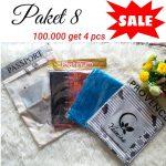 Paket SALE Segiempat Premium