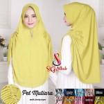 Hijab Pet Mutiara