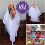 Zaida Khimar Printing