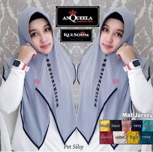 Hijab Pet Silsy
