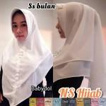 Jilbab SS Bulan NS Hijab