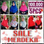 SALE MERDEKA 100K Get 5