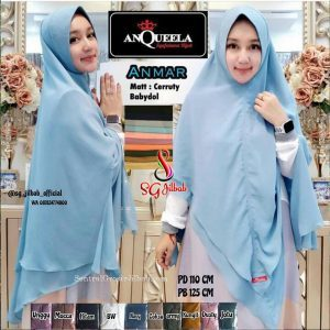 Khimar ANMAR by Anqueela