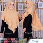 Khimar Fany Premium