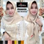 Hijab Sinsan Plain Anqueela