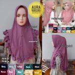 Hijab Aura Kancing