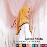Hijab Inayah Renda