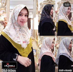 Hijab Kimi Sakura Anqueela