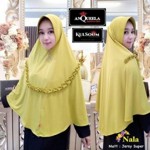 Khimar Nala by Anqueela