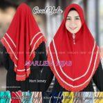 Hijab Oval Yola