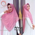 Hijab Qeen Fleur Khimar