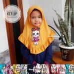 Jilbab Anak LOL Kerlip