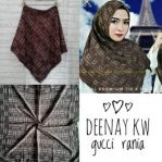 Segi Empat Deenay KW Gucci Rania