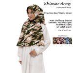SALE STOCK Khimar Army Premium