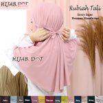 Hijab Rubiah Tali Std (Standard Size)
