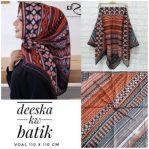 Segi Empat Deeska KW batik