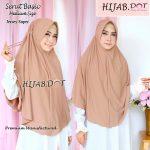 Hijab Serut Basic Md (Medium Size)