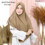 Hijab Serut Dua Basic