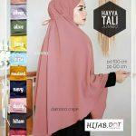 Hijab Hayya Tali Ex (Extra Size / Jumbo)